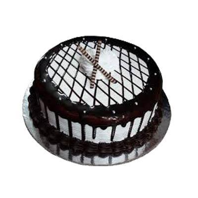 Mocha Chocolate Sagittarius Cake