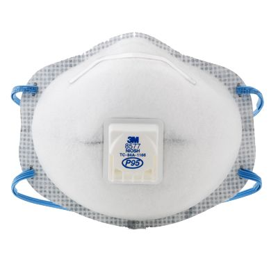 3M 8577 P95 Particulate Respirator Mask