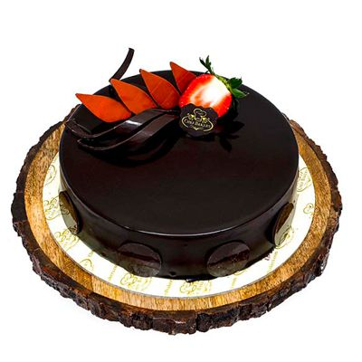 Premium Dark Royale Cake