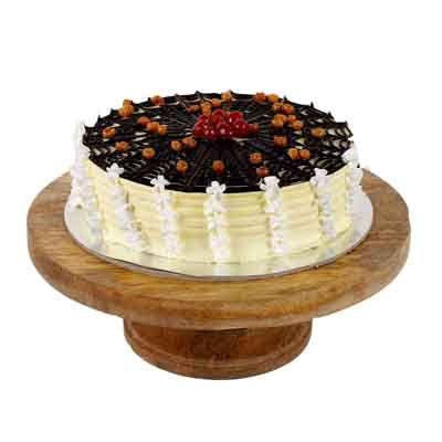 Choco Spiral Cake