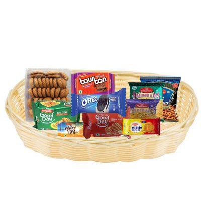 Cookies, Biscuit & Namkeen Gift Hamper