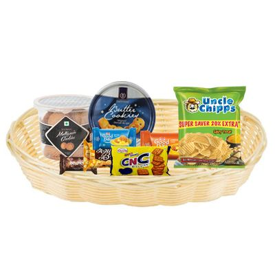 Cookies, Biscuit & Chips Hamper