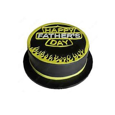 Delicious Fathers Day Cake
