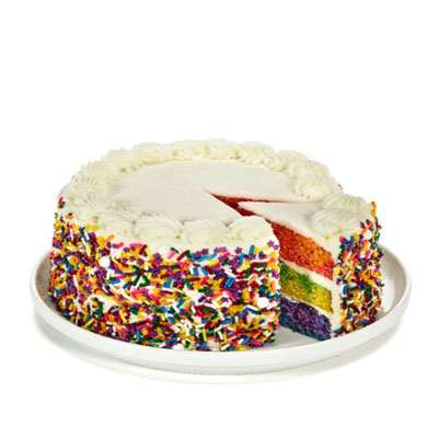 Labrees Rainbow Cake