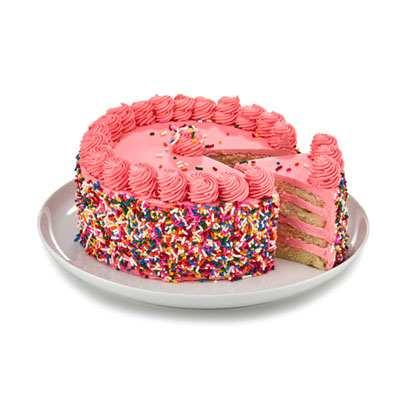 Sprinkles Double Layer Cake