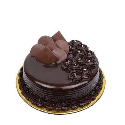 Chocolate Truffle Mini Cake