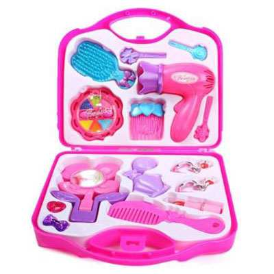 Fashion Girl Beauty Set Makeup Toy