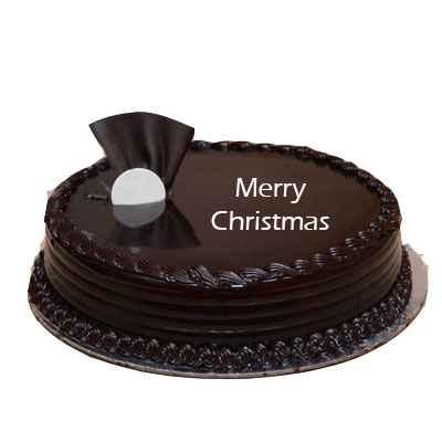 Christmas Truffle Cake