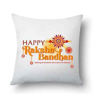 Raksha Bandhan Cushion for Bhai