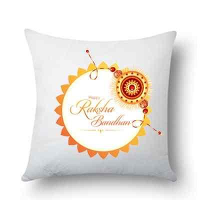 Raksha Bandhan Cushion for Brother