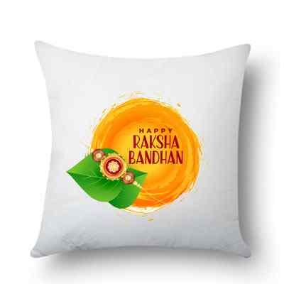 Raksha Bandhan Cushion